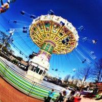 Photo taken at Adventureland Amusement Park by John H. on 4/6/2012