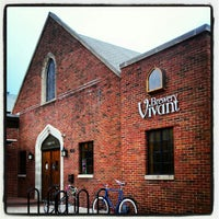 Photo taken at Brewery Vivant by Timothy H. on 8/4/2012