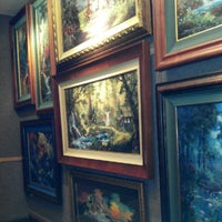Photo taken at Wyland Galleries Of Florida by Laur M. on 8/19/2012