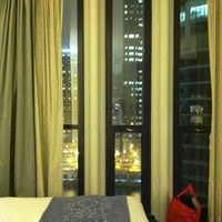 Photo taken at Hotel Chicago Downtown, Autograph Collection by Brianna J. on 2/11/2012