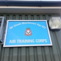 Photo taken at 184 (Manchester South) Sqn ATC by Will S. on 8/20/2012