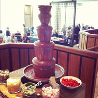 Photo taken at Melba Restaurant by Andrew K. on 4/21/2012