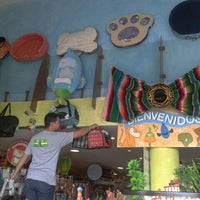 Photo taken at Mundo Animal by Areli C. on 9/10/2012