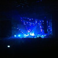 Photo taken at Gexa Energy Pavilion by Isaac C. on 5/20/2012