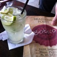 Photo taken at Boteco Miami by Renata S. on 2/16/2012