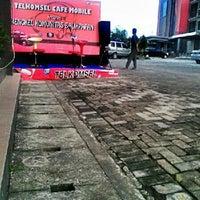Photo taken at BNI KCU Balikpapan by Jume S. on 4/21/2012