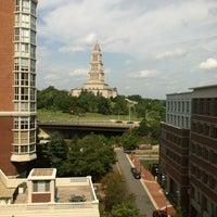 Photo taken at The Westin Alexandria by Xan R. on 9/8/2012