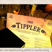 Photo taken at The Tippler by Tida J. on 6/22/2012