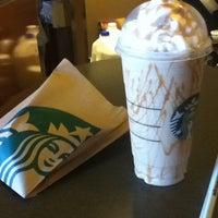 Photo taken at Starbucks by Briana C. on 3/4/2012