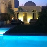 Photo taken at Fort Arabesque Resort & Spa by Béla T. on 7/11/2012