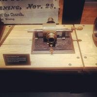 Photo taken at Thomas Edison National Historical Park by Mitchell B. on 5/23/2012