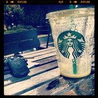 Photo taken at Starbucks by Elden F. on 8/16/2012