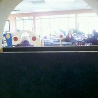 Photo taken at Burger King by brad f. on 3/10/2012