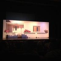 Photo taken at Teatro El Nacional by Eduardo R. on 8/17/2012