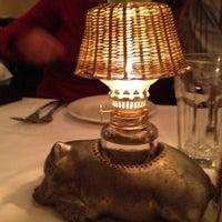 Photo taken at Morton's The Steakhouse - Boca Raton by Megan on 12/22/2012