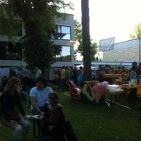 Photo taken at Katholische Universität Eichstätt by Claudia B. on 6/5/2013