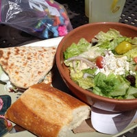 Photo taken at Panera Bread by Jaime L. on 5/24/2014
