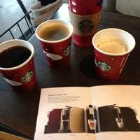 Photo taken at Starbucks by Sam on 12/10/2012