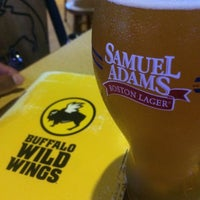 Photo taken at Buffalo Wild Wings by rob r. on 4/30/2014