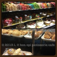 Photo taken at Bon Epi Patisserie Cafe by 💕i /@yumyum.in.the.tumtum on 5/13/2013