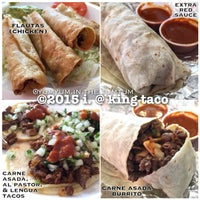 Photo taken at King Taco Restaurant by 💕i /@yumyum.in.the.tumtum on 7/3/2015