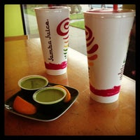Photo taken at Jamba Juice by Jared Q. on 2/19/2013