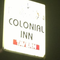 Photo taken at The Colonial Inn by Chris R. on 1/19/2014