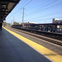 Photo taken at NJT - Metropark Station (NEC) by John R. on 10/14/2012
