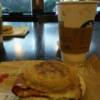 Photo taken at Starbucks by Meranda C. on 1/9/2016