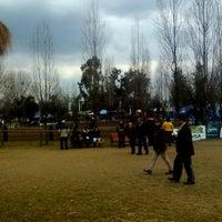 Photo taken at Parque Padre Hurtado by José Aravena S. on 9/18/2012