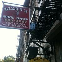 Photo taken at Dixon's Bike Shop by Jason M. on 9/22/2012