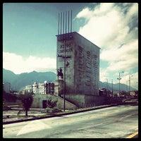 Photo taken at TransMilenio: Héroes by David H. on 2/26/2013