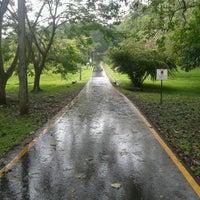 Photo taken at Parque Recreativo y Cultural Omar by Eddiel D. on 11/24/2012