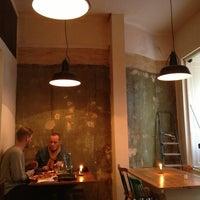 Photo taken at Pizza Hatt by Daniel H. on 12/21/2012