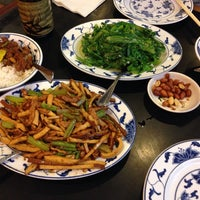 Photo taken at Taiwanese Specialties 老華西街台菜館 by Janice &. on 9/15/2014