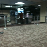 Photo taken at Gate B27 by Mary M. on 1/11/2013