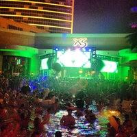 Photo taken at XS Nightclub by Swake L. on 7/8/2013