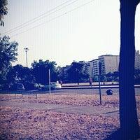 Photo taken at Parque El Ejército by Rodolfo R. on 1/17/2013