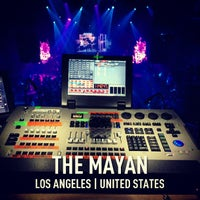 Photo taken at Mayan Theater by Daniel R. on 6/1/2013