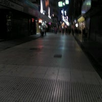 Photo taken at Peatonal Lavalle by Mariel v on 1/2/2013