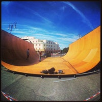 Photo taken at Ostia by BiG BoSs Skateboardingitalia.com on 7/2/2013