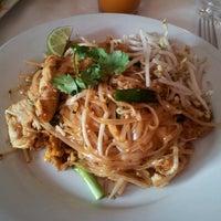 Photo taken at Thai Bros Restaurant by Melody M. on 1/19/2014