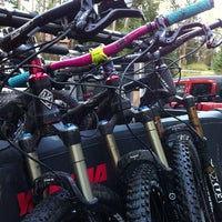 Photo taken at Duthie Hill Mountain Bike Park by snowygrl on 3/23/2013