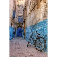 Photo taken at Hostel Essaouira by Arif Y. on 1/23/2014