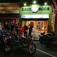 Photo taken at Sake Bomb by Michael on 9/7/2013