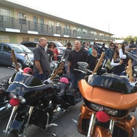 Photo taken at Jim's Harley-Davidson of St. Petersburg by Michael on 12/6/2015