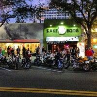 Photo taken at Sake Bomb by Michael on 8/3/2013