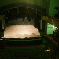 Photo taken at Gaiety Theatre by Pushkar S. on 4/17/2016