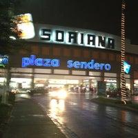 Photo taken at Plaza Sendero Escobedo by joshmty C. on 12/14/2012
