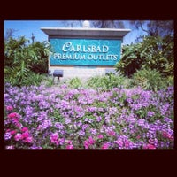 Photo taken at Carlsbad Premium Outlets by Pinky W. on 6/18/2013
